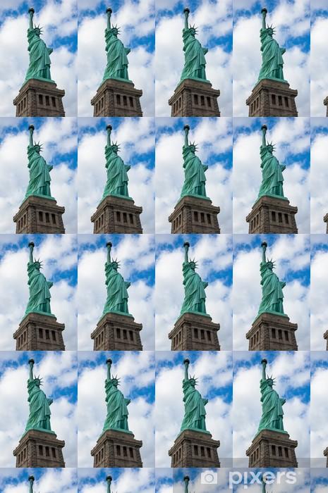 Papier peint vinyle sur mesure Estatua de la libertad - Amérique
