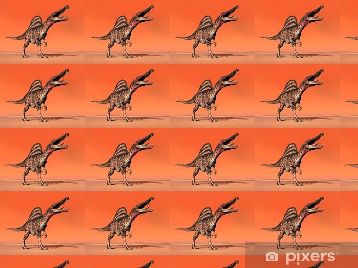 Papier peint vinyle sur mesure Dinosaur Spinosaurus - Thèmes