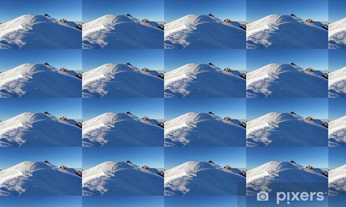 Tapeta na wymiar winylowa Zimowe krajobrazy, Kasprowy Wierch to szczyt w Tatrach - Pory roku