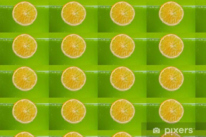 Vinylová tapeta na míru Citrusovač s citrony - Život