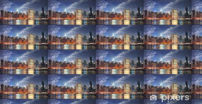 Papier peint vinyle sur mesure City new york - Autres