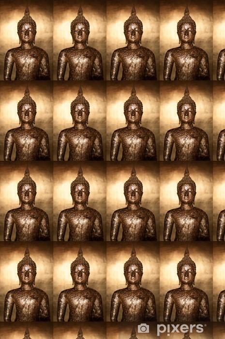 Papier peint vinyle sur mesure Bouddha statue - Thèmes