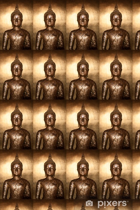 Buddha statue Vinyl custom-made wallpaper - Themes