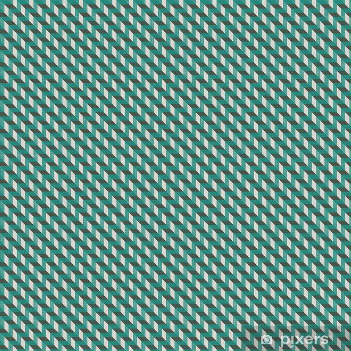 Vinyltapete nach Maß Nahtlose Retro-Muster mit diagonalen Linien - Hintergründe