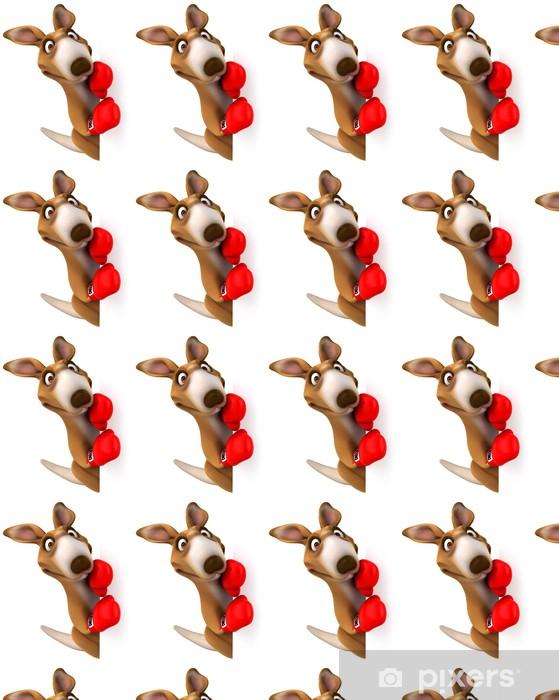 Vinyltapete nach Maß Känguru - Zeichen und Symbole