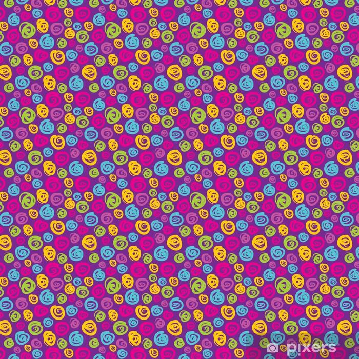 Vinyltapete nach Maß Abstrakten geometrischen Hintergrund - nahtlose Vektor-Muster - Vorlagen