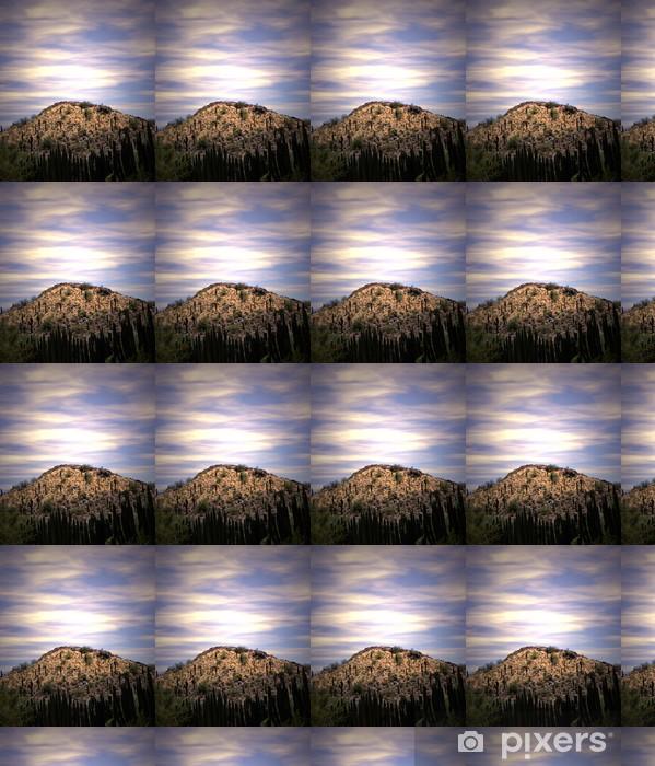 Tapeta na wymiar winylowa Desert sunrise - Niebo