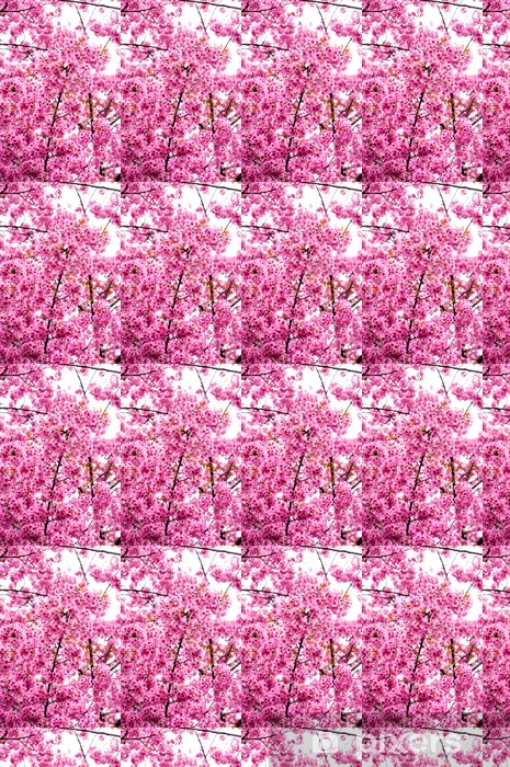 Flowers tiger Or cherry blossoms Flowers in Thailand Flowering Vinyl custom-made wallpaper - Forests
