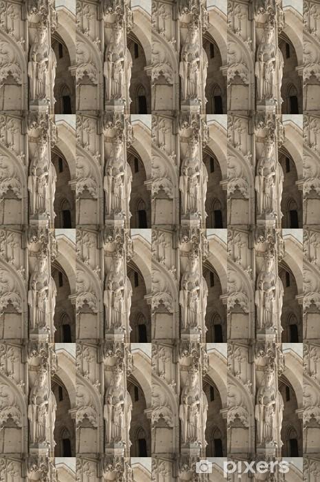 Papier peint vinyle sur mesure Intérieur de la cathédrale de Magdebourg, Magdeburg, Allemagne - Europe
