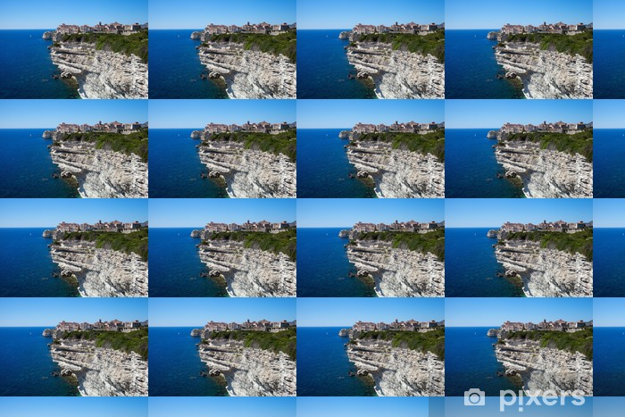 Vinyltapete nach Maß Bonifacio, Korsika, Frankreich. - Themen