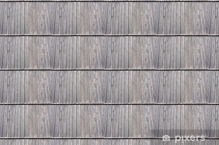 Vinylová tapeta na míru Dřevěné pozadí - Struktury