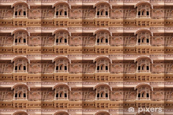 Tapeta na wymiar winylowa Architektura indyjska - Azja