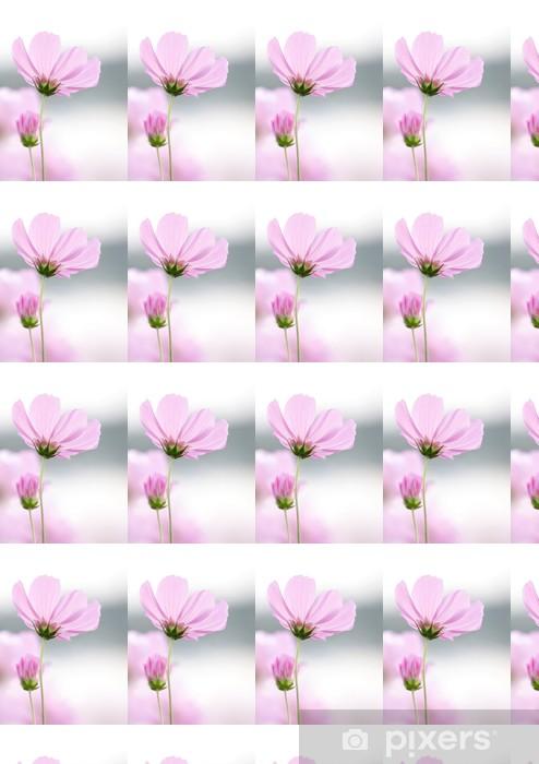 Papier peint vinyle sur mesure Mexicaine Aster - Fleurs