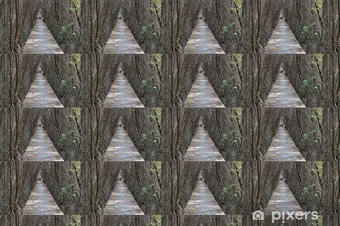 Vinyltapete nach Maß Mangroven-Wald -