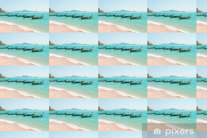 Papier peint vinyle sur mesure Bay exotique de Rawai dans l'île de Phuket - Asie