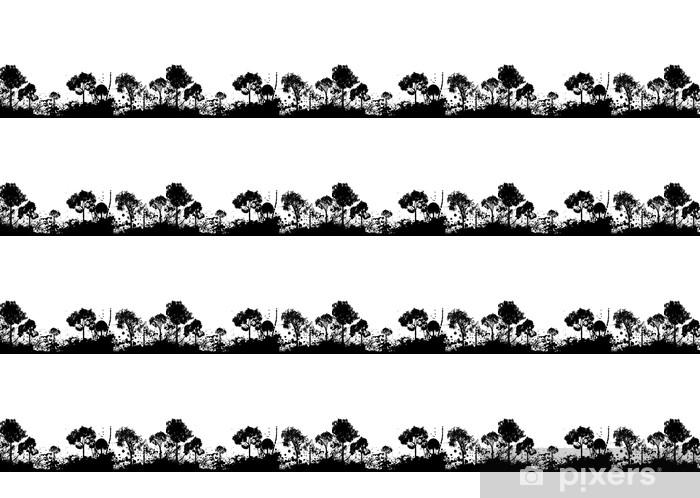 Papier peint vinyle sur mesure Natures abstraites - Arrière plans