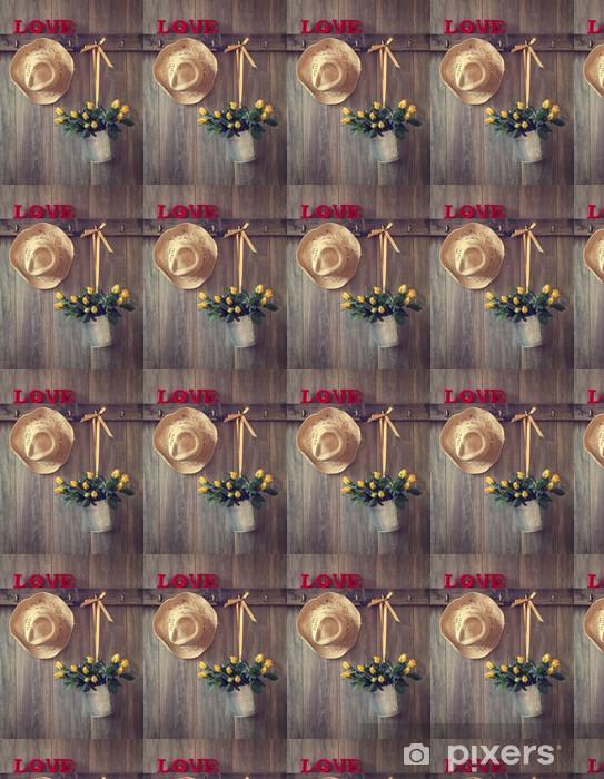 Vinylová tapeta na míru Valentine Roses - Mezinárodní svátky
