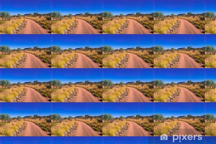 Australia, outback Vinyl Custom-made Wallpaper - Oceania