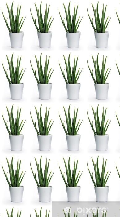 Papier peint vinyle sur mesure Aloe vera - Plantes