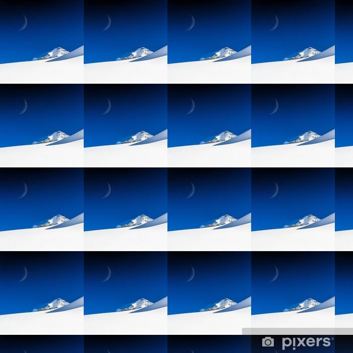Pizzo Scalino 3323 mt. - Valmalenco (IT) Vinyl custom-made wallpaper - Europe