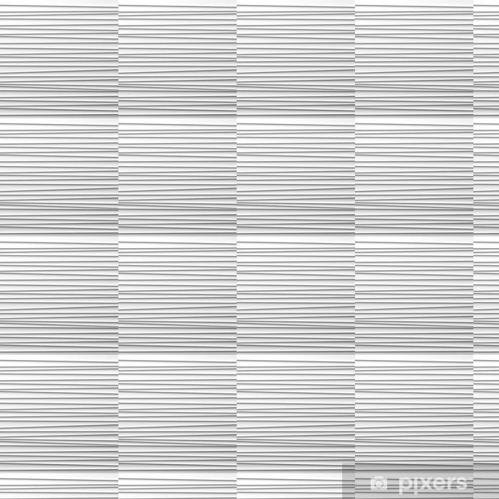 Vinylová tapeta na míru Bílým vektoru geometrické pozadí - Pozadí
