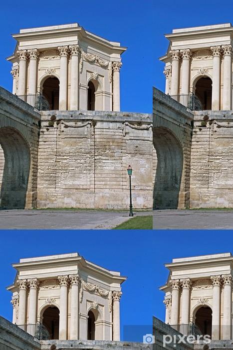 Vinyltapet Château d'Eau - Esplanade du Peyrou - Montpellier - Europa