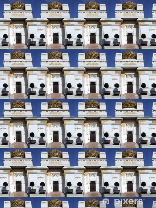 Tapeta na wymiar winylowa Secesji w Wiedniu - Budynki użyteczności publicznej