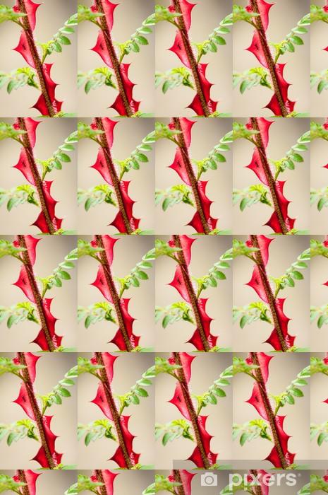 Papier peint vinyle sur mesure Plante ornementale 0111 - Plantes
