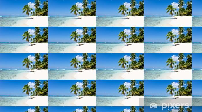 Vinyltapete nach Maß Tropischen Meer - Wasser