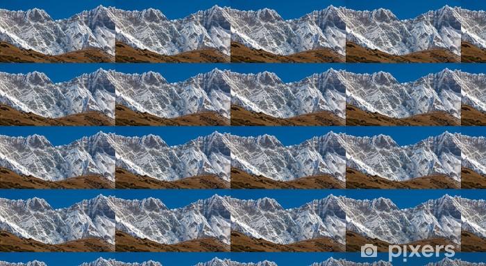 Tapeta na wymiar winylowa Piękny krajobraz gór Himalajów - Tematy