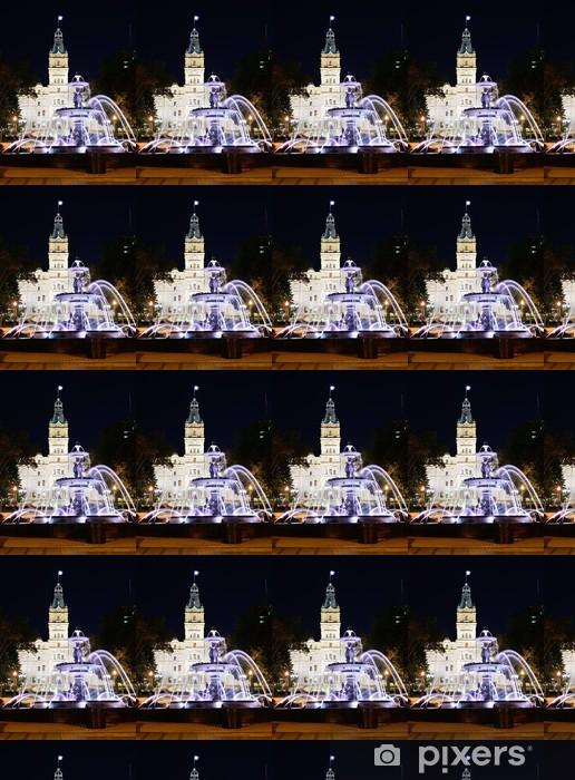 Papier peint vinyle sur mesure Bâtiment du parlement du Québec - Monuments