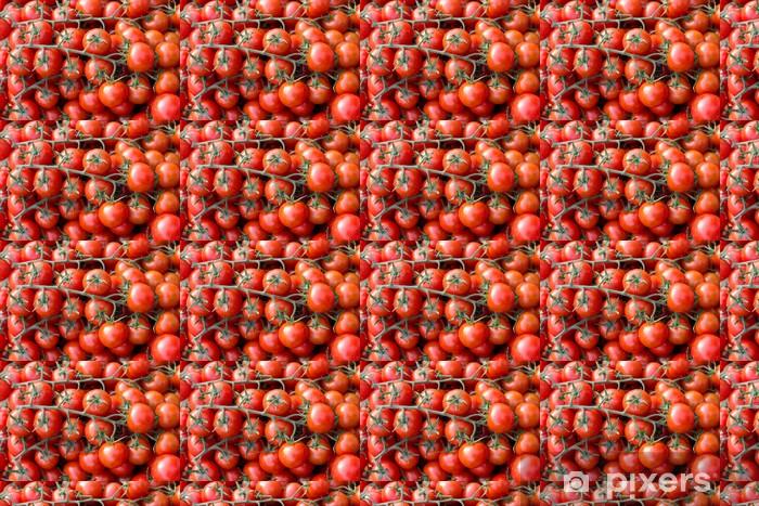 Tapeta na wymiar winylowa Cherry pomidorów na rynku - Tematy