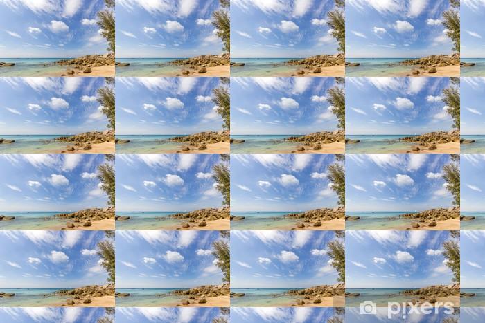 Tapeta na wymiar winylowa Tropikalna plaża w Tajlandii. - Wyspy