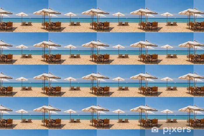 Vinylová tapeta na míru Kata Noi pláž Exotic Bay na ostrově Phuket - Ostrovy