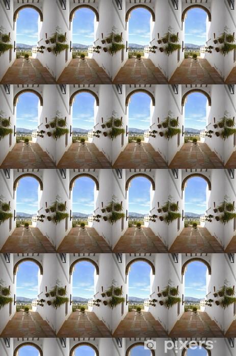 Tapeta na wymiar winylowa Arch. mudejar w Ronda, Andaluzja, Hiszpania - Tematy