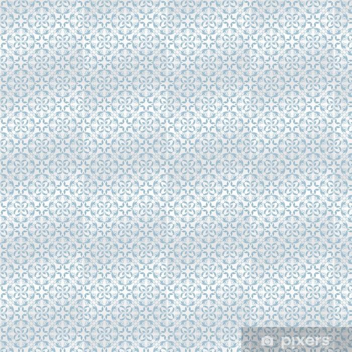 Vinyl behang, op maat gemaakt Naadloze background.damask pattern.flower wallpaper - Achtergrond