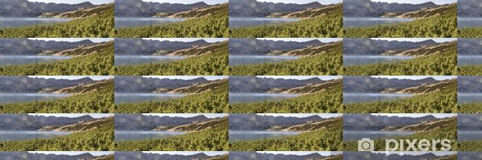 Tapeta na wymiar winylowa Panorama - wspiąć się na górę - Tematy