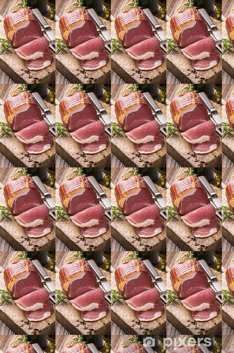 Tapeta na wymiar winylowa Szynka wędzona - Tematy