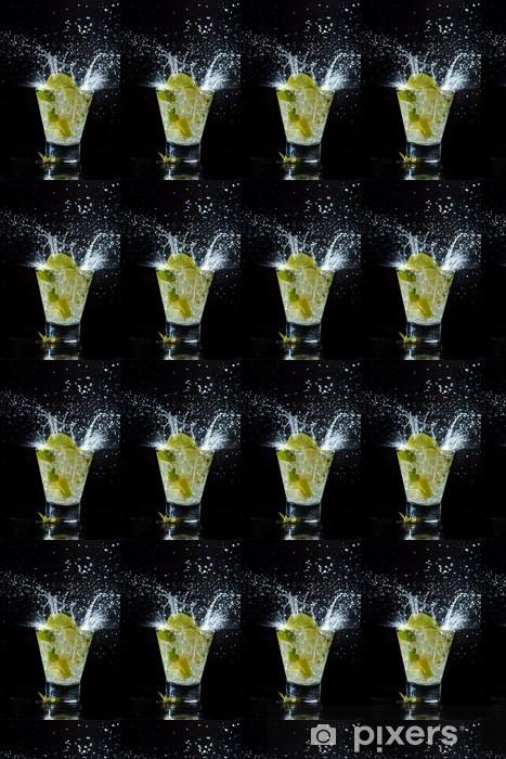 Tapeta na wymiar winylowa Mojito koktajl w klubie - Alkohol