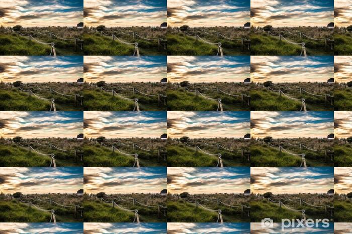 Papier peint vinyle sur mesure Piha Beach - Océanie