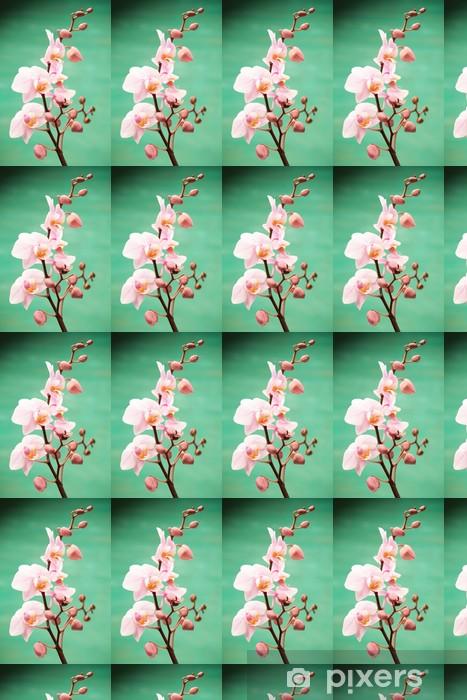 Papier peint vinyle sur mesure Orchidée - Thèmes