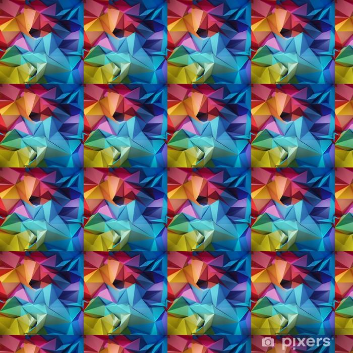 Vinylová tapeta na míru Abstraktní geometrické pozadí - Styly