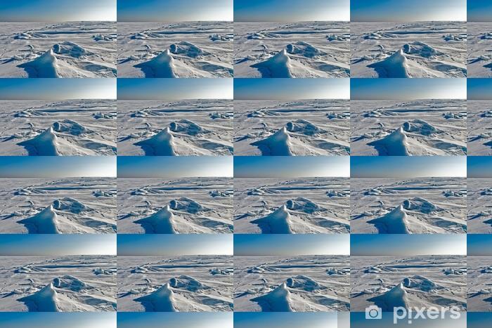 Papier peint à motifs vinyle La nature de l'île de Sakhaline, en Russie. - Îles