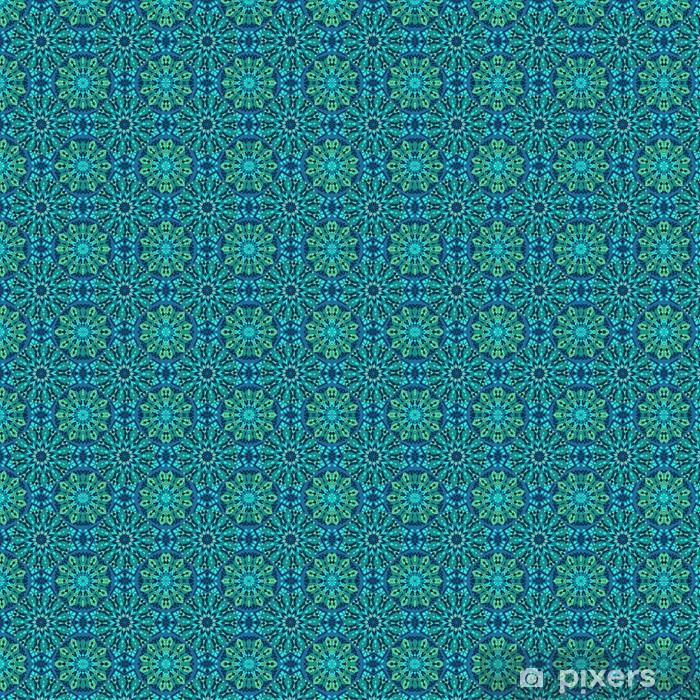 Seamless pattern of mosaic Vinyl custom-made wallpaper - Mosaic