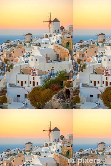 Vinil Duvar Kağıdı Santorini, Greece - Avrupa