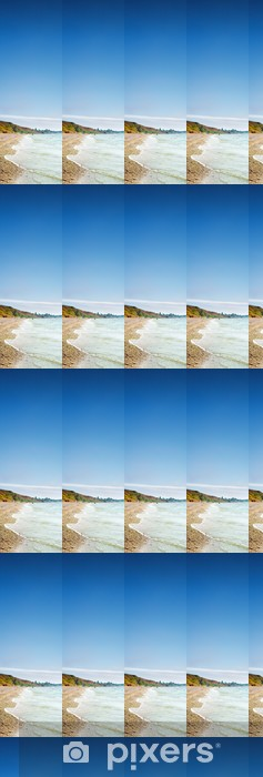 Tapeta na wymiar winylowa Fale, piasek, morze, plaża i - Woda