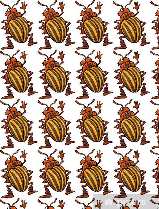 Tapeta Bramborovy Brouk Hmyz Kreslene Ilustrace Pixers Zijeme