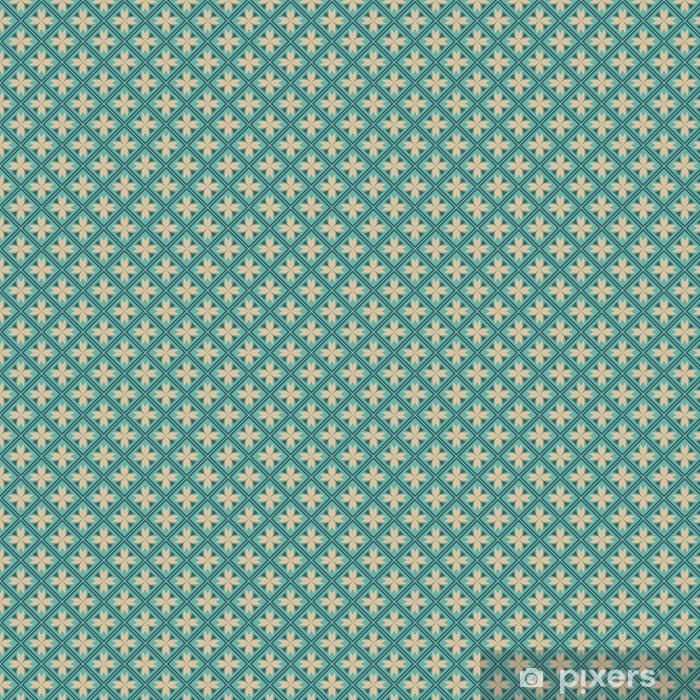 Vinyltapete nach Maß Seamless pattern - Fashion