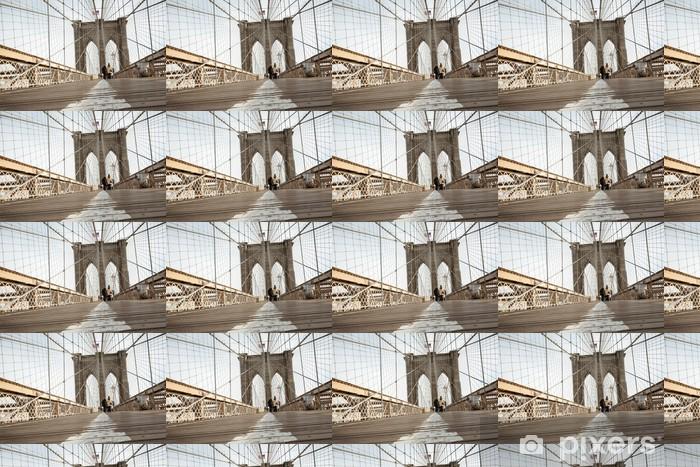 Tapeta na wymiar winylowa Most new york - Miasta amerykańskie