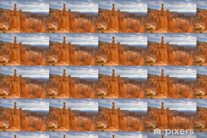 Özel Boyutlu Vinil Duvar Kağıdı Bryce Canyon - Amerika